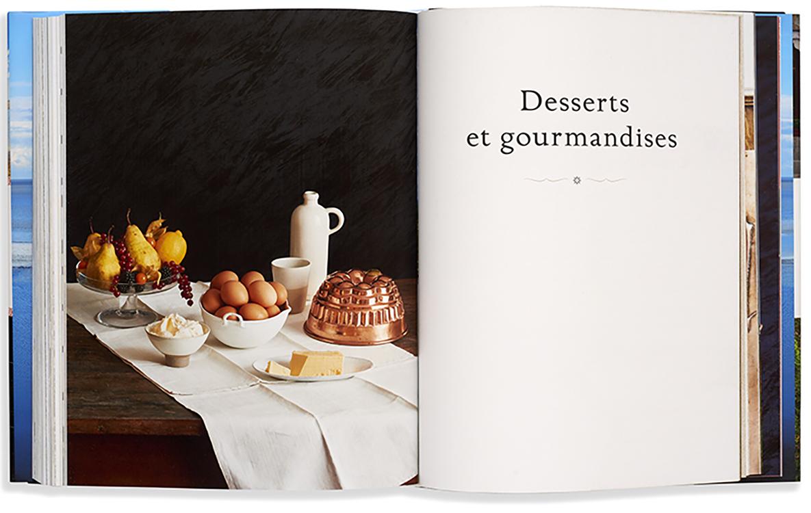 «Carnets de cuisine de la Mère Poulard» editions du Chêne